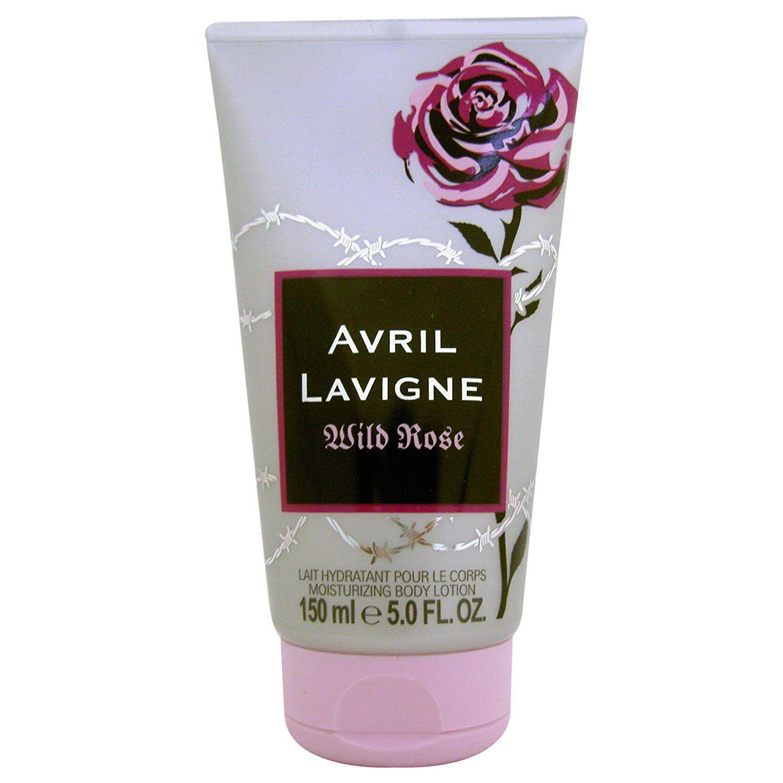 Avril Lavigne Wild Rose Lozione per il Corpo 150ml