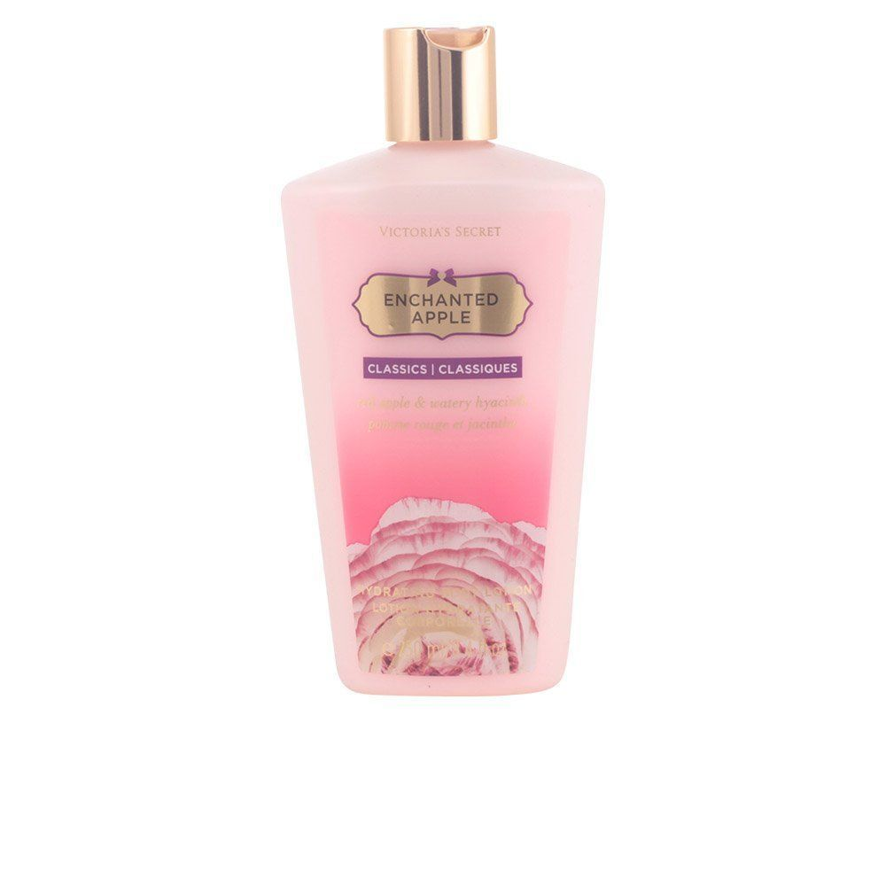 Victorias Secret Enchanted Apple Lozione Corpo Red Apple  Watery Hyacinth 250ml