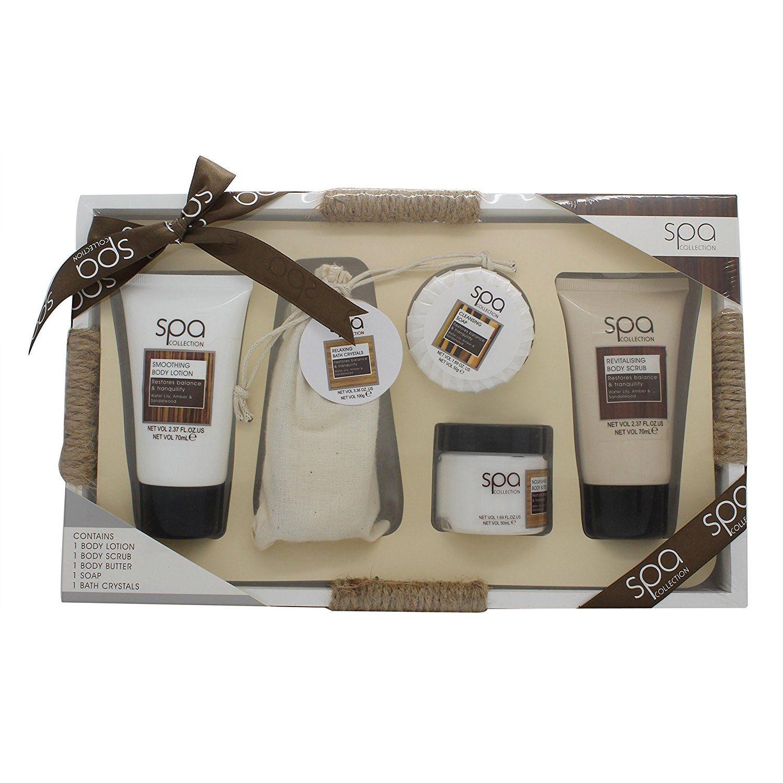 Style  Grace Spa Collection Tranquil Bath  Body Treats Confezione Regalo  5 Pezzi