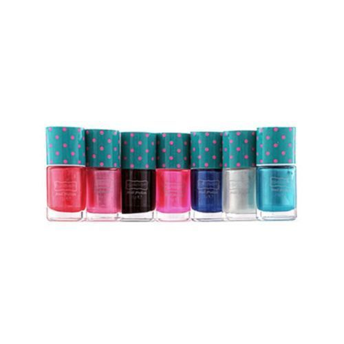 Royal Cosmetics Burlesque Confezione Regalo 7 x 15 g Smalti