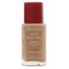 Revlon Age Defying Foundation 37 ml Pelle Secca  11 Honey Beige