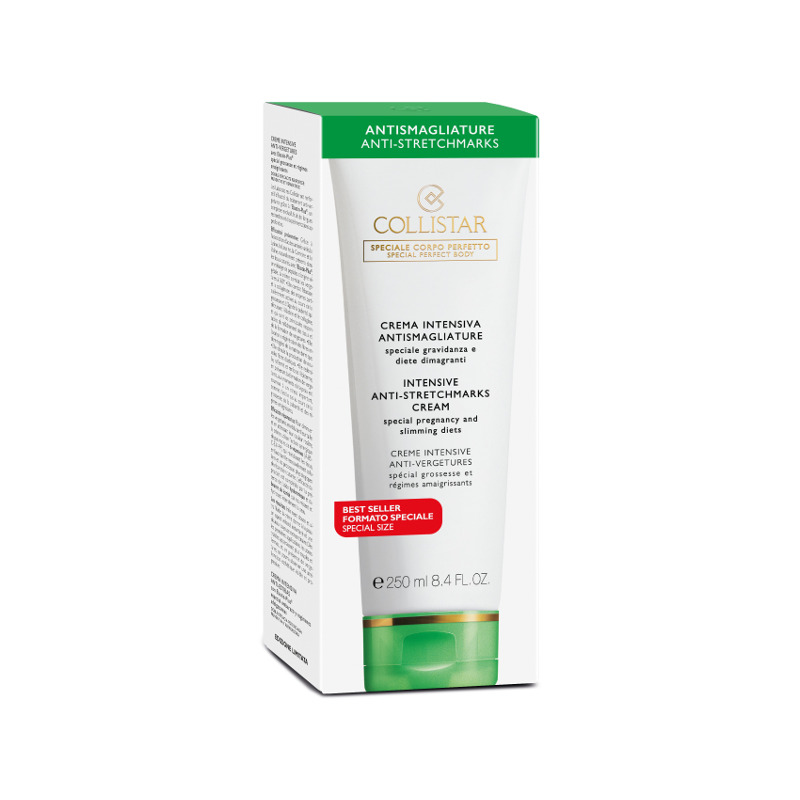 Collistar Crema intensiva antismagliature tubo 250 ml