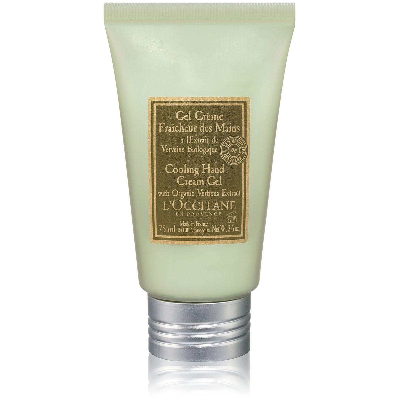 LOccitane Verbena Cooling Crema Gel Mani 75 ml
