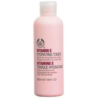 The Body Shop Tonico Idratante alla Vitamina E 200 ml