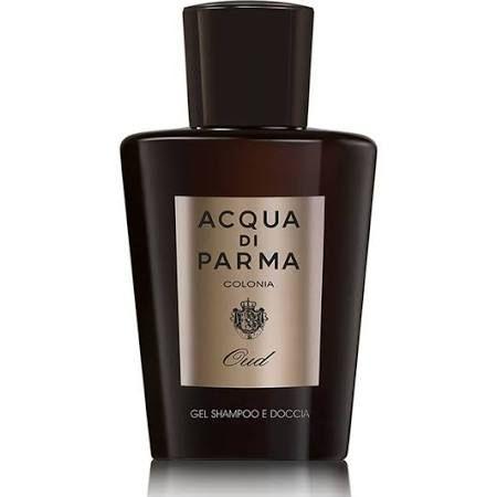 Acqua di Parma Oud Eau De Cologne Concentree Shower Gel 200ml