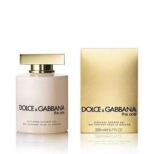 Dolce  Gabbana The One Perfumed Shower Gel 200ml