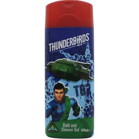 Thunderbirds Bagnoschiuma e Gel Doccia 400ml