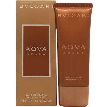 Bvlgari Aqva Amara Aftershave Balm 100ml Splash Uomo