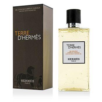 Hermes Terre dHermes Gel Doccia 200ml