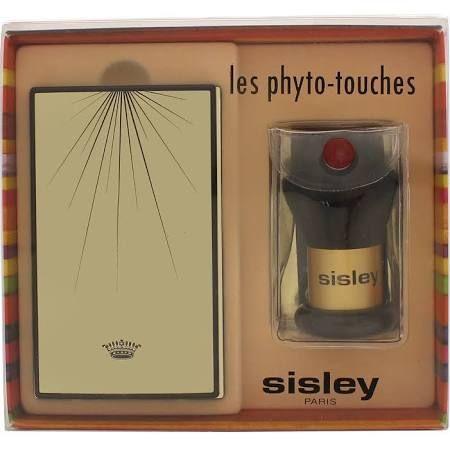 Sisley Phyto Touches Sun Glow Cipria Compatta con Pennello Peach Gold 7g3g
