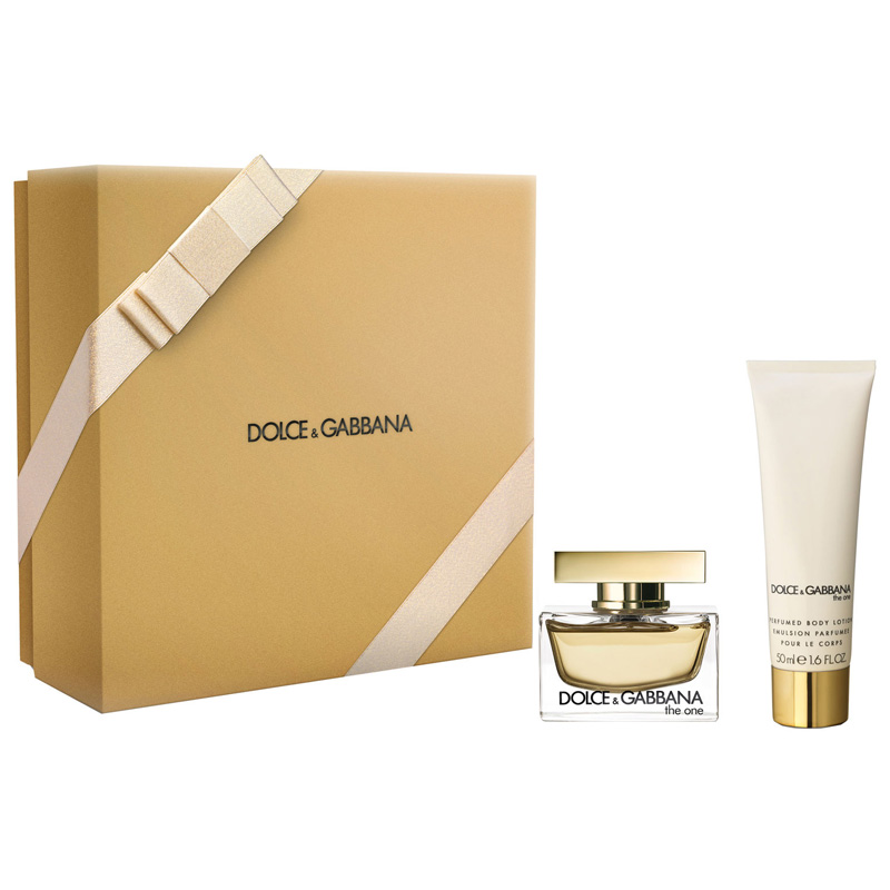DolceGabbana  Cofanetto the one  eau de parfum 30 ml  body lotion 50 ml