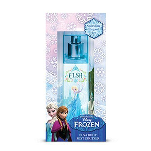 Disney Frozen Elsa Body Mist Spritzer 75ml Spray