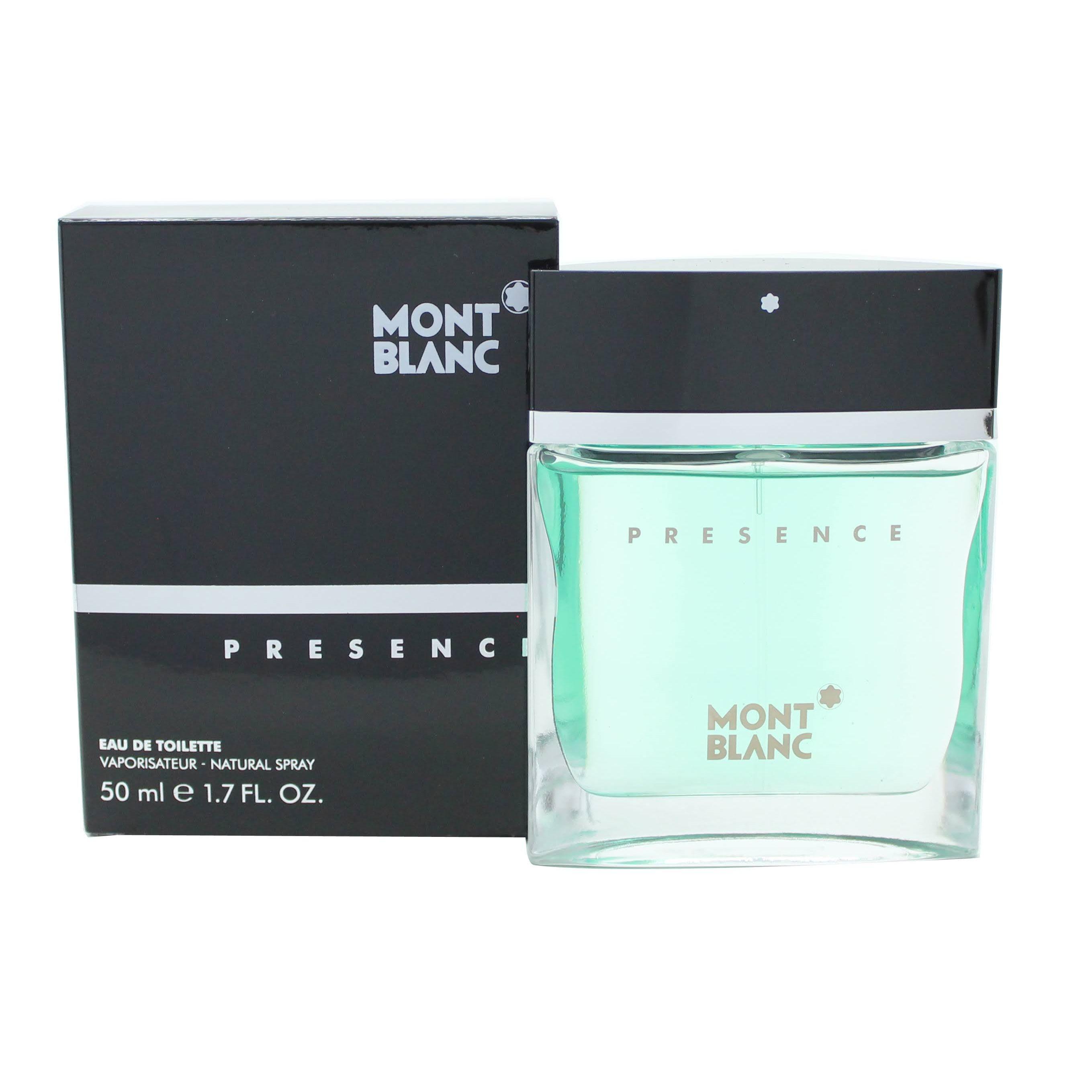 Montblanc Montblanc Presence Eau de Toilette edt 50 ml