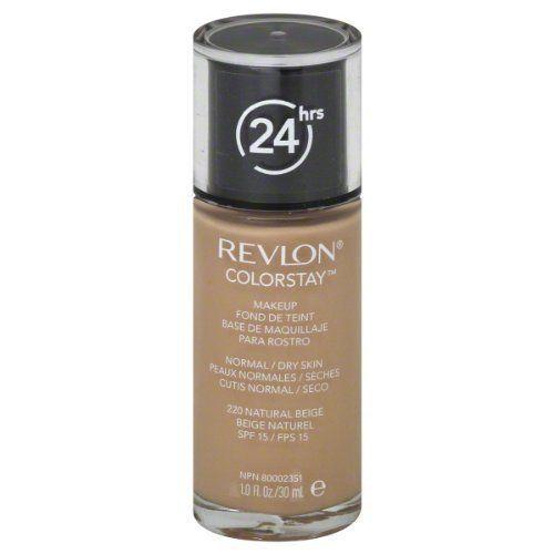 Revlon ColorStay Fondotinta 30 ml  250 Fresh Beige Pelle NormaleSecca
