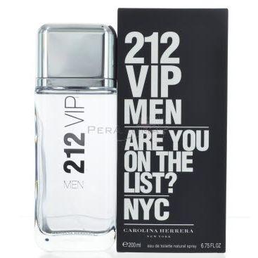 Carolina Herrera 212 VIP Men Eau de Toilette 200 ml