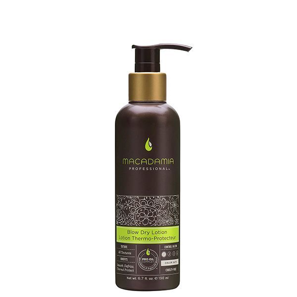 Macadamia Styling Blow Dry Lotion 198 ml