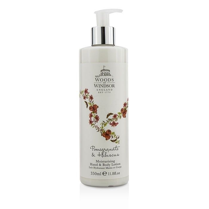 Woods of Windsor Pomegranate  Hibiscus Body Lotion 350 ml