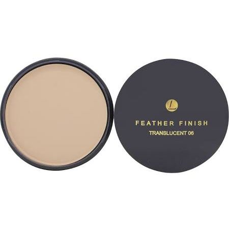 Lentheric Feather Finish Polvere Compatta 20g  Translucent 06
