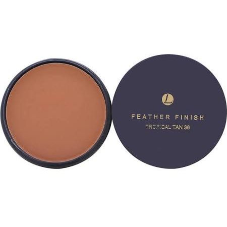 Lentheric Feather Finish Polvere Compatta Ricarica 20g Tropical Tan 36