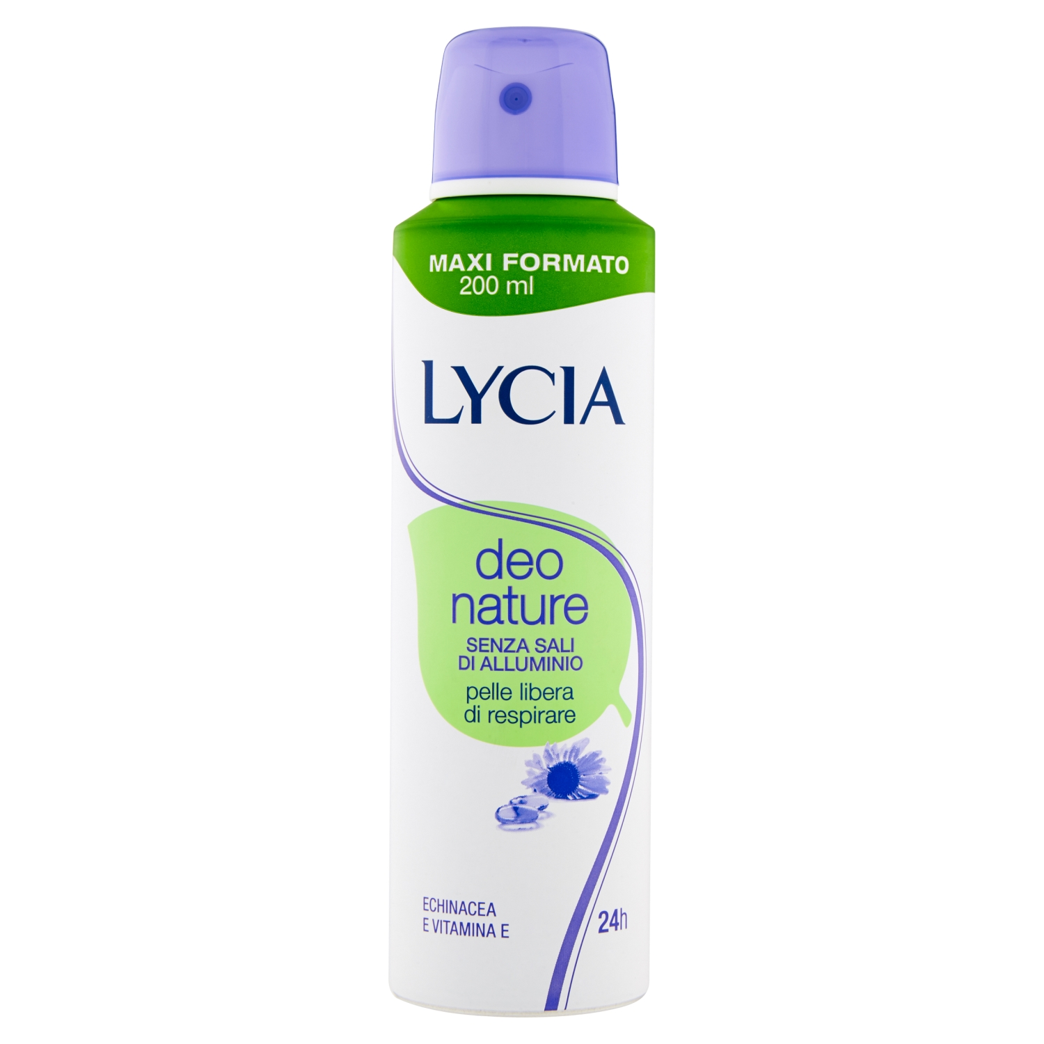 Lycia  Deo nature  deodorante spray 200 ml