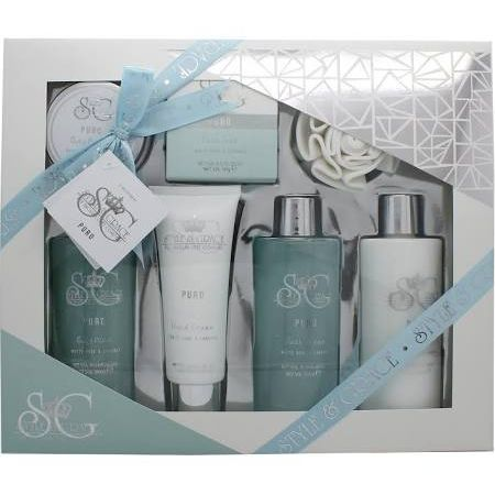 Style  Grace Puro Ultimate Bathing Treats Confezione Regalo 7 Pezzi