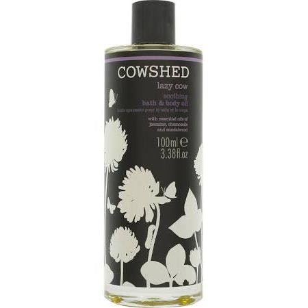 Cowshed Lazy Cow Soothing Olio da Bagno  Corpo 100ml