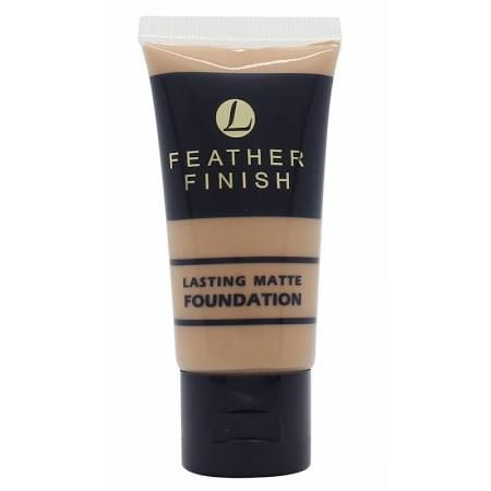 Lentheric Feather Finish Lasting Matte Foundation 30ml  Soft Beige 02
