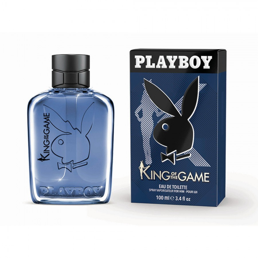 Playboy King Of The Game Eau de Toilette edt 100 ml