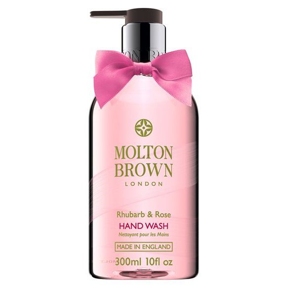 Molton Brown Delicious Rhubarb and Rose Sapone Mani 300 ml