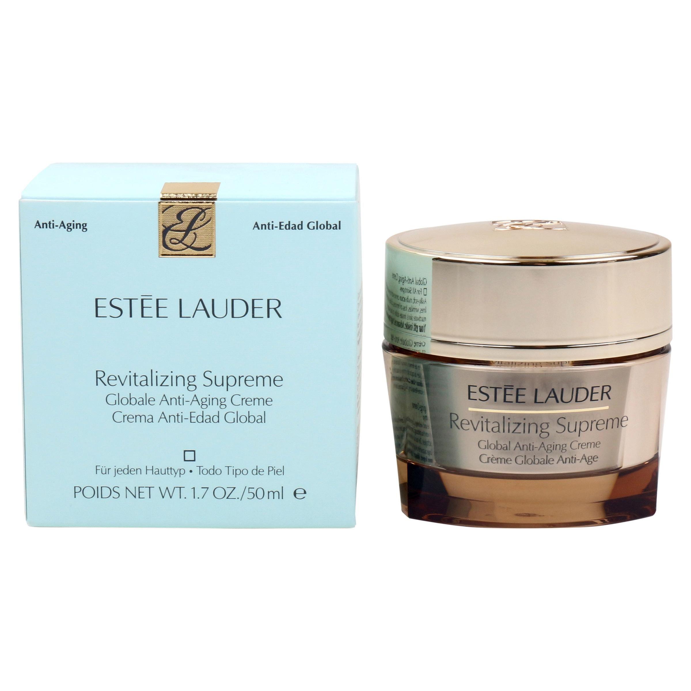 Estee Lauder Revitalizing Supreme Global AntiAging Crema 50 ml
