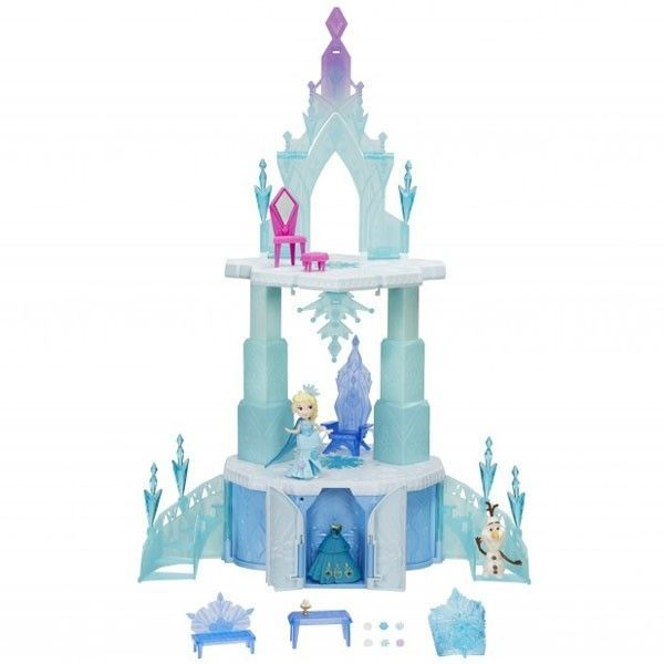 Disney Frozen Small Doll Il Castello di Ghiaccio