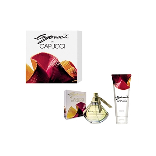 Roberto Capucci  Cofanetto capucci de capucci  eau de parfum 100 ml  shower gel 100 ml