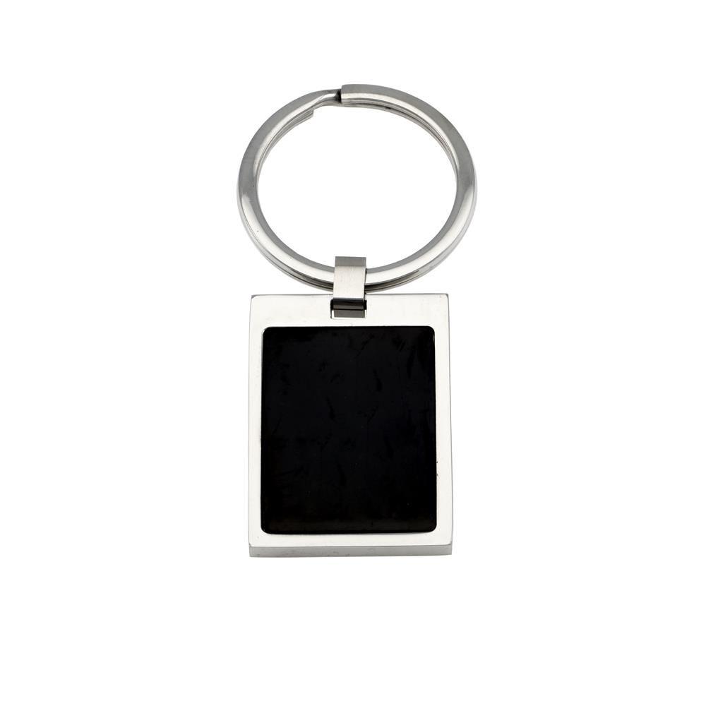 Paclo 16AD13MAQR999 argento ag 925 Acciaio Accessori Galvanica Rodiata Porta chiavi 65cm