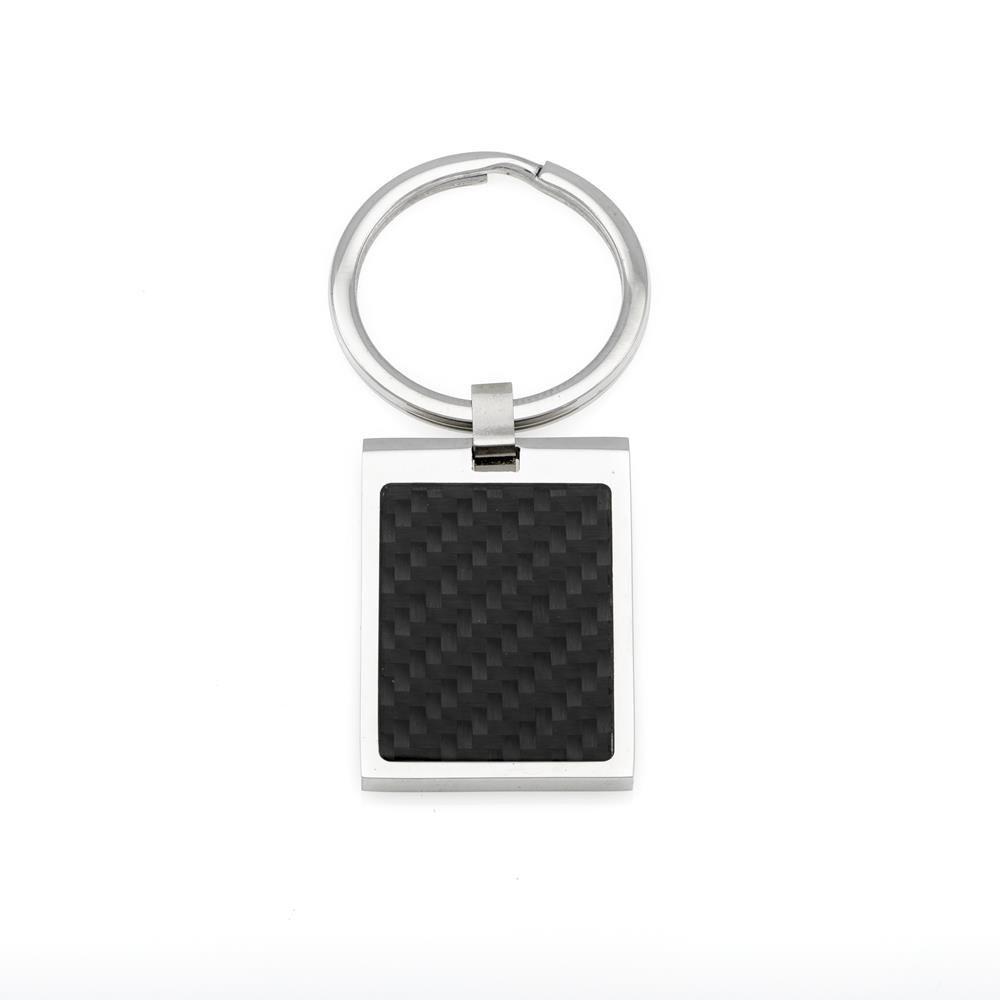 Paclo 16AD20MAQR999 argento ag 925 Acciaio Accessori Galvanica Rodiata Porta chiavi 65cm