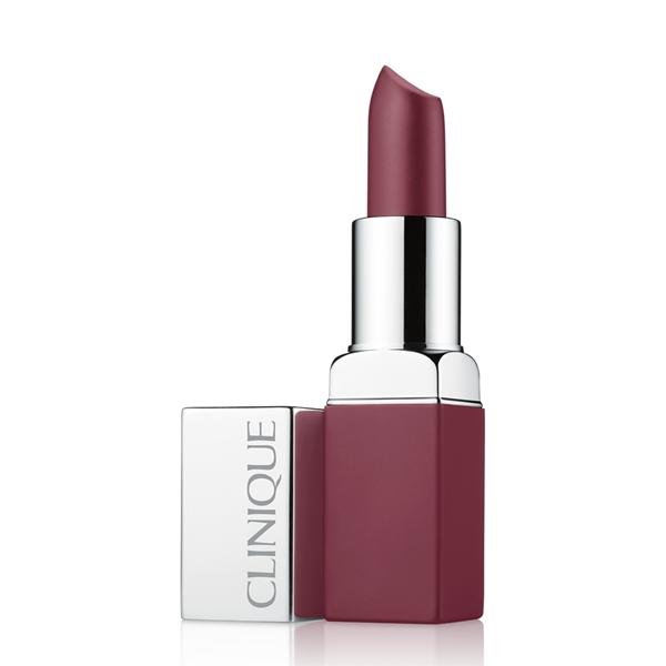 Clinique  Pop matte lip colour  primer  rossetto mat 08 bold pop