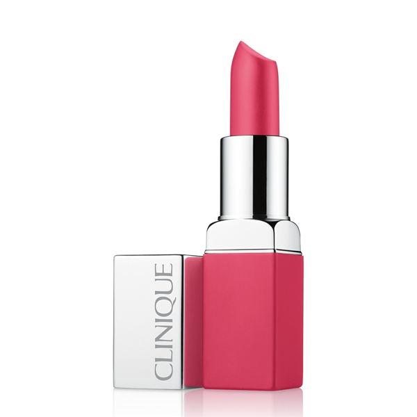 Clinique  Pop matte lip colour  primer  rossetto mat 05 graffiti pop