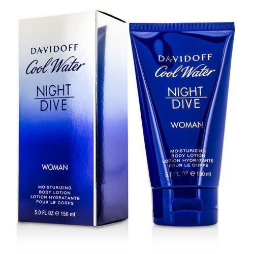 Davidoff Cool Water Night Dive Woman Body Lotion 150 ml