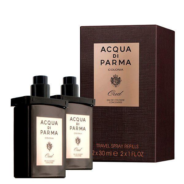 Acqua di Parma Oud Eau de Cologne Concentre Refill 2x30 ml