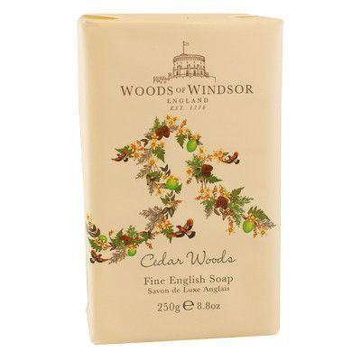 Woods of Windsor Cedar Woods Sapone 250 g