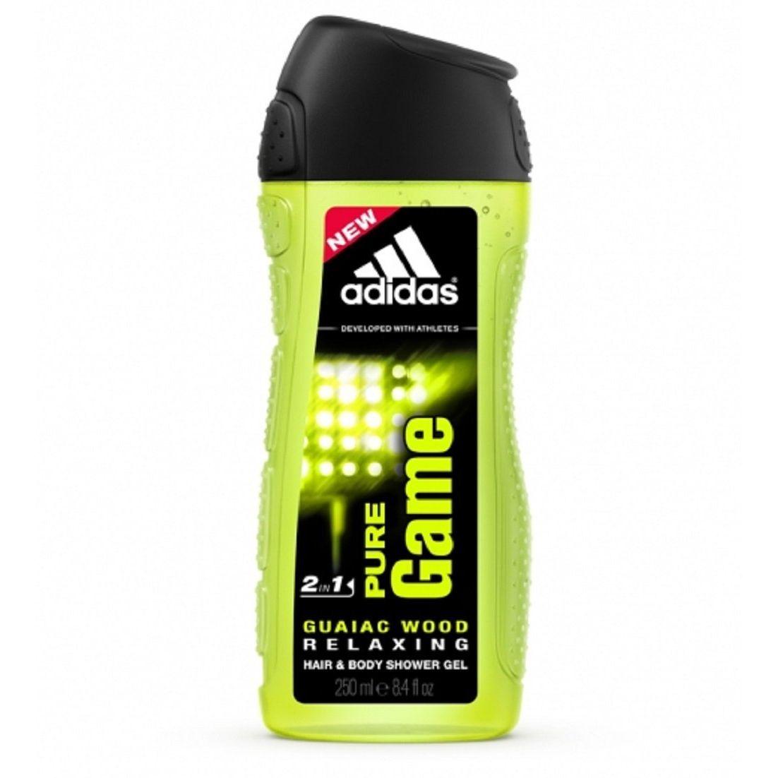 Adidas Pure Game Hair  Body Wash 250 ml