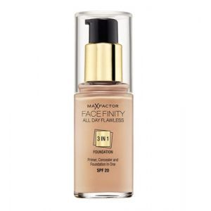 Max Factor  Foundation All Day Flawless 3 in 1 Bronze 30 ml
