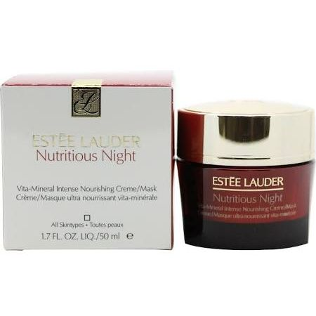 Estee Lauder Nutritious Night Vita Mineral Intense Nourishing Crema 50ml