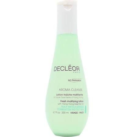 Decleor Aroma Cleanse Fresh Lozione Opacizzante 200ml  Pelle Grassa Mista