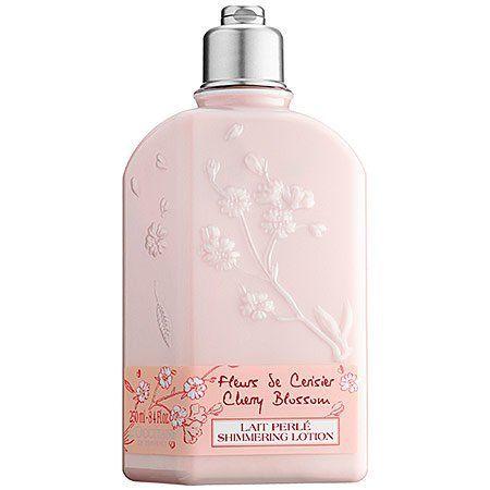 LOccitane Fleurs de Cerisier Cherry Blossom Lozione Luminosa 250 ml