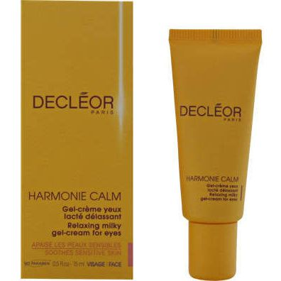 Decleor Harmonie Calm Relaxing Milky Gel Cream per Occhi 15ml