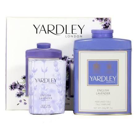 Yardley English Lavender Confezione Regalo 125ml EDT  100ml Lozione Corpo