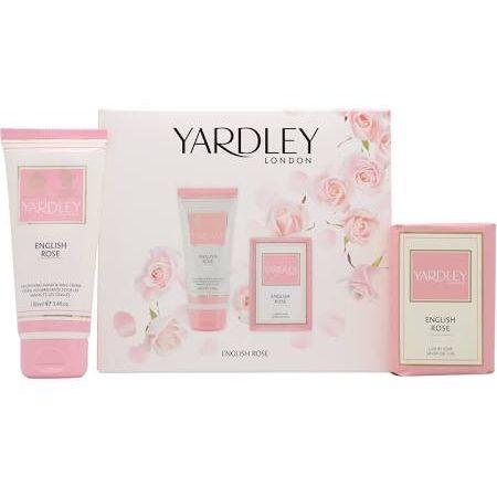 Yardley English Rose Confezione Regalo 50ml EDT  75ml Body Spray
