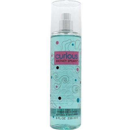 Britney Spears Curious Fine Fragrance Mist 236ml Spray