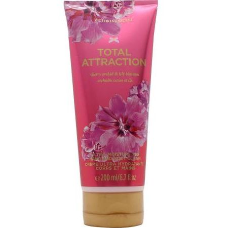 Victorias Secret Total Attraction Crema Mani e Corpo 200ml