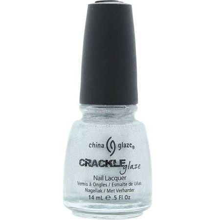 China Glaze Crackle Glaze Smalto 14ml  Platinum Pieces 1044